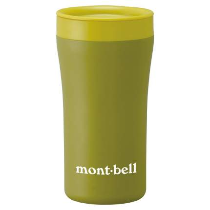 MontBell термостакан Termo Tumbler MB Logo 300мл TEGN зеленый
