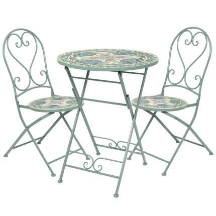 Набор дачной мебели Kaemingk 840954/840955-2 стол+2 стула