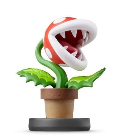 Фигурка Amiibo Растение-пиранья для Nintendo