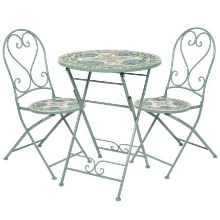 Набор дачной мебели Kaemingk 840954/840955 стол+3 стула