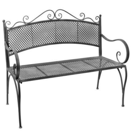 Садовая скамейка Kaemingk 1023700 серый