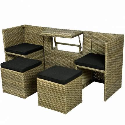 Садовый диван Kaemingk 840529 59x110x80 см