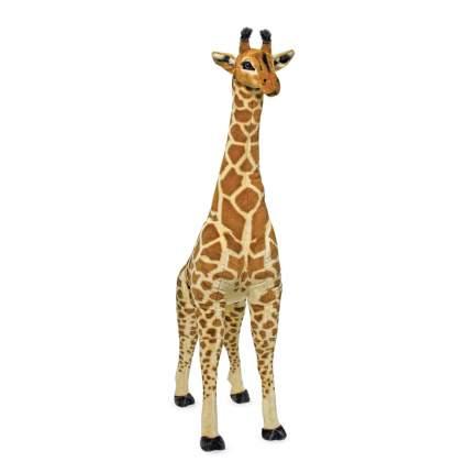 Мягкая игрушка Большой Жираф, 140 см