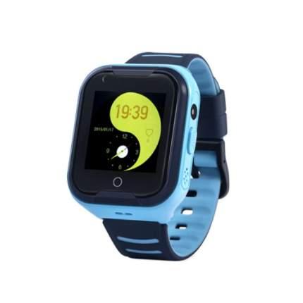 Детские смарт-часы Wonlex Smart Baby Watch KT11 4G Blue/Blue