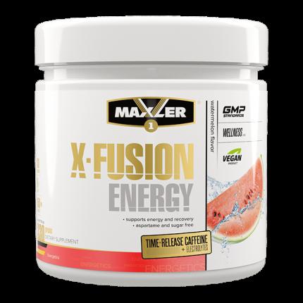 Maxler X-Fusion Energy Sugar Free, 330г (Арбуз)