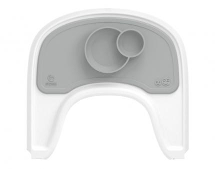 Силиконовый поднос Stokke EZPZ Серый FDA