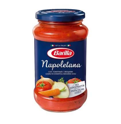 """Соус """"Barilla"""" Неаполитано томатный, 400 г"""
