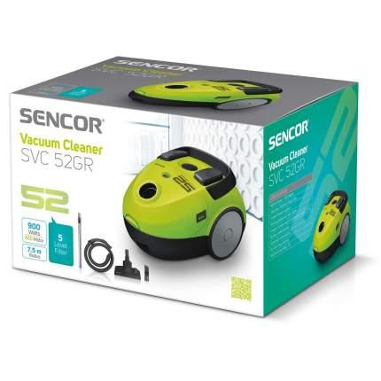 Пылесос Sencor SVC 52GR-EUE3