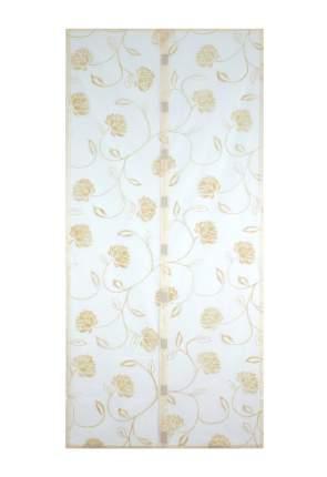 Москитная сетка ЕГ 15664 Цветы флок 210 х 100 см