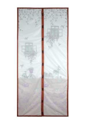 Москитная сетка ЕГ Прованс с магнитными защелками для двери 100х210 см