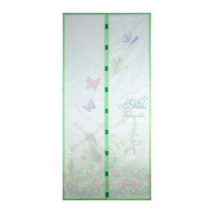 Москитная сетка ЕГ 12271 Бабочки 210 х 100 см