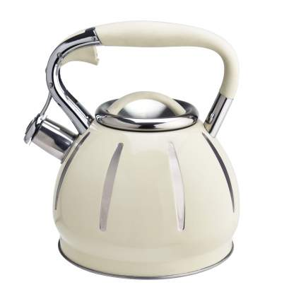 Чайник со свистком, 3л Pomi d'Oro P-650190 Napoli
