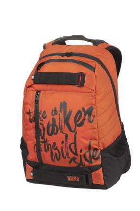 Рюкзак детский WALKER Fun Take a Walker, оранжевый