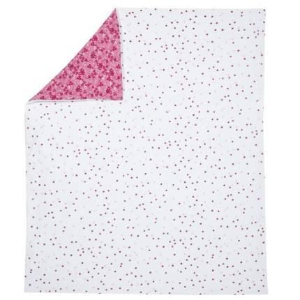 Плед для коляски Chicco для девочек р.99 цвет белый