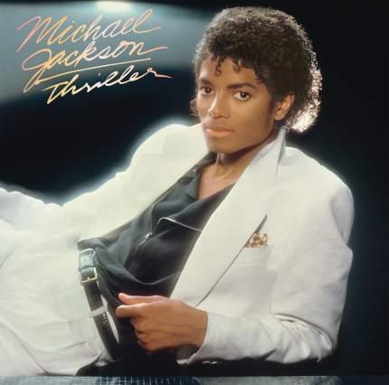 Виниловая пластинка Michael JacksonThriller
