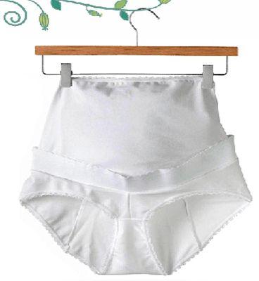 Бандаж для беременных Chicco, цв. белый L (46-48)