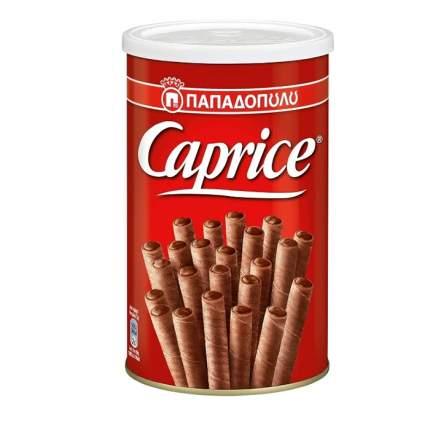 Вафли Caprice венские с фундуком и шоколадным кремом 250г Греция