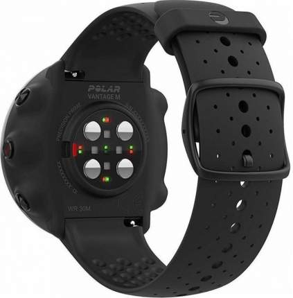 Часы Polar Vantage M Black , черный, медь