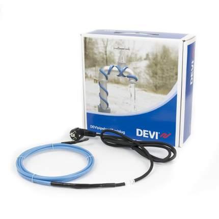 Нагревательный кабель саморегулируемый DEVIpipeheat™ DPH-10, с вилкой 10м