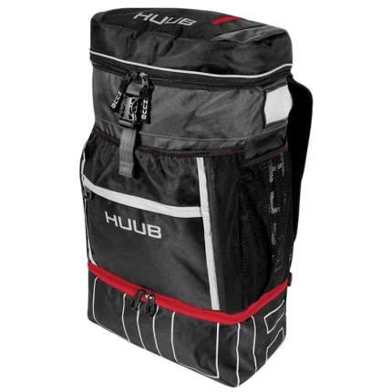 Рюкзак Huub Transition II Rucksack, 40 л, black/red