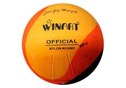 Мяч для водного поло Winart Swirl №5 orange