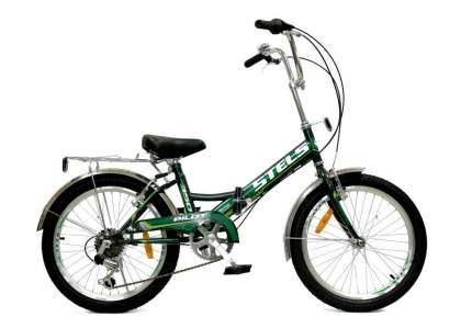 """Велосипед Stels Pilot 350 2016 13"""" зеленый"""