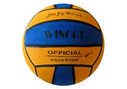 Мяч для водного поло Winart Official №3 yellow