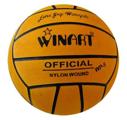 Мяч для водного поло Winart Classical (размер 5), оранжевый