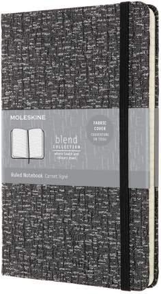 Блокнот Moleskine Blend Limited Edition Large LCBD05QP060B в линейку Grey