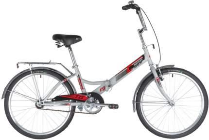 Велосипед Novatrack TG-24 Classic 1.0 NF 2020 One Size grey