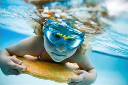Очки-маска для плавания Aqua Sphere Vista Junior blue