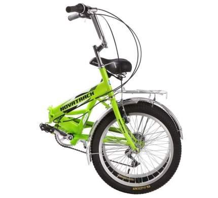Велосипед Novatrack FS30 Classic 20 2018 One Size green