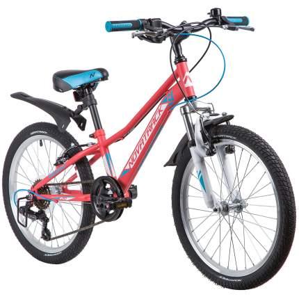 Велосипед Novatrack Valiant 20 2019 One Size black
