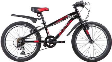 Велосипед Novatrack Prime 20 2019 One Size black