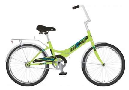 Велосипед Novatrack TG-20 Classic 201 20 2020 One Size green