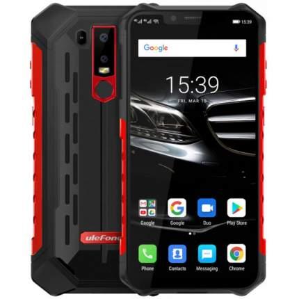 Смартфон Ulefone Armor 6E Black Red