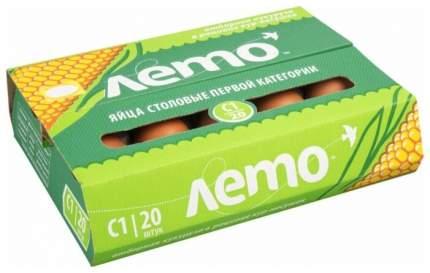 Яйцо куриное Лето столовое 1 категории, 20 шт