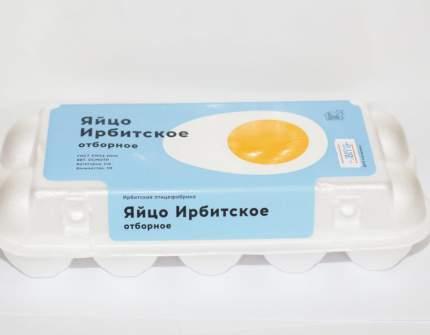Яйцо куриное ирбитское столовое отбор.10шт