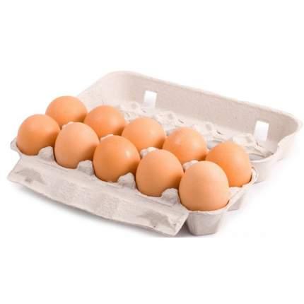 Яйцо куриное столовое 2 категории, 10 шт