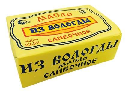 Бзмж масло традицион.из вологды 82,5% фольга 360г