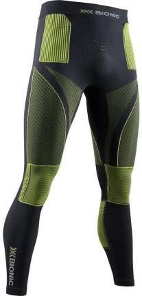 Брюки X-Bionic 2020 Energy Accumulator 4.0 Pants Men Charcoal/Yellow (Us:s)
