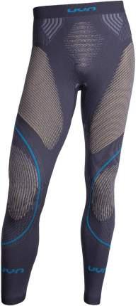 Термокальсоны Uyn Evolutyon Man Underwear Pants Long, charcoal/gold/atlantic, L/XL