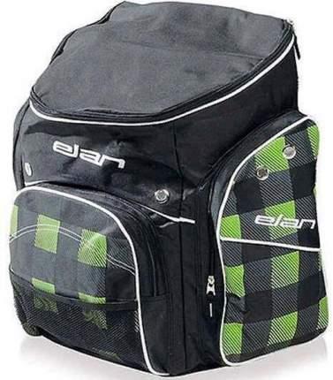 Сумка для ботинок Elan Racing Back Pack 20 x 39 x 35 см черная/зеленая