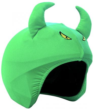 Нашлемник Coolcasc Demon 30 x 30 x 2 см зеленый