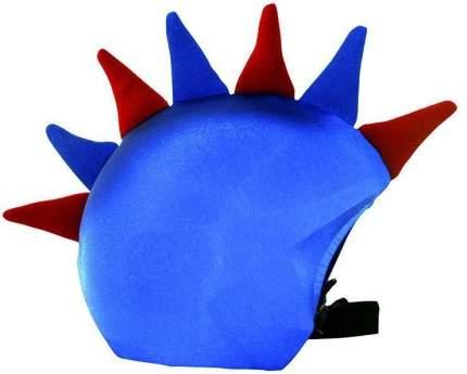 Нашлемник Coolcasc Blau Grana Dragon 30 x 30 x 2 см красный/разноцветный/синий