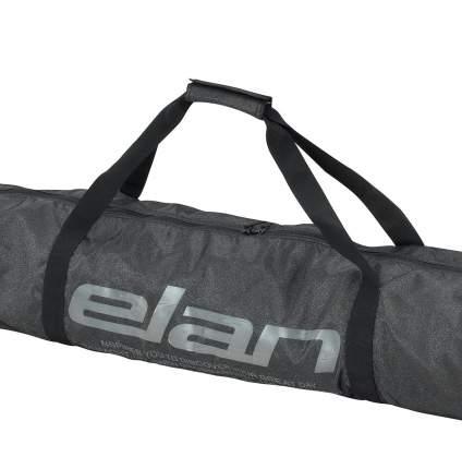 Чехол для горных лыж Elan 1P Lady Bag, серый, 190 см