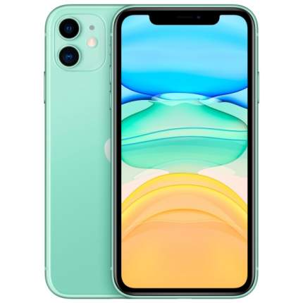 Смартфон Apple iPhone 11 128GB с новой комплектацией Green (MHDN3RU/A)