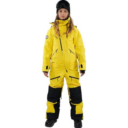 Комбинезон Сноубордический Cool Zone 2019-20 Kite One Color Желтый (Us:l)