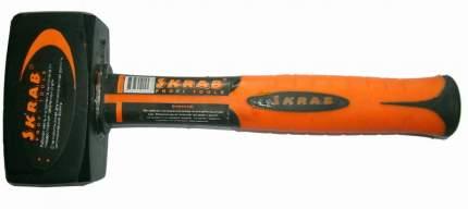 Кувалда 1250г с фибер. ручкой оранж. SKRAB 20256