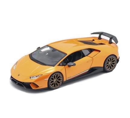 "Bburago Коллекционная машинка 1:24 ""Lamborghini Huracan"", оранжевый, 18-21092"